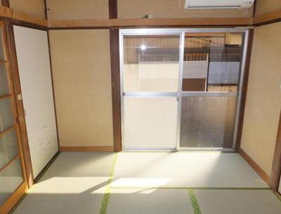 【居間・リビング】太田ハイツ