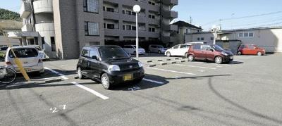 【駐車場】メルサーヴ新下関