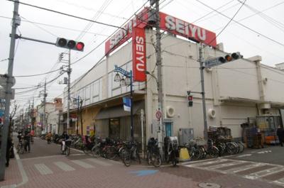 矢口渡駅周辺