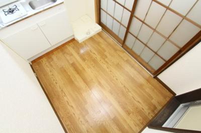 【キッチン】西村ハイツ