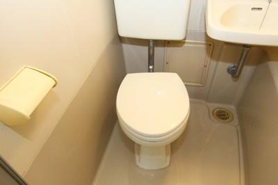 【トイレ】西村ハイツ