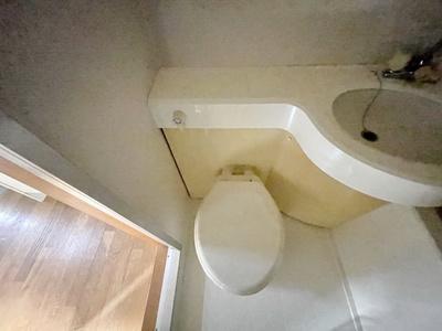【トイレ】シャイン・F