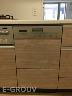 食器洗い乾燥機付き!忙しい人にピッタリです!!