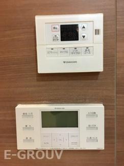 リビングには床暖房がついています!冬も暖房要らずで暖かい室内がキープできます!