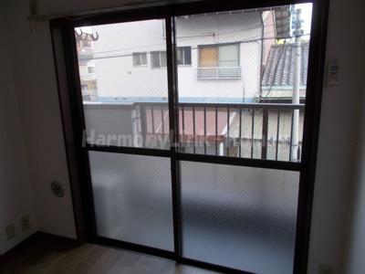 コートFの窓