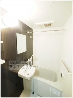 【浴室】I-villa六町(アイヴィラロクチョウ)