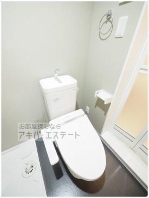 【トイレ】I-villa六町(アイヴィラロクチョウ)