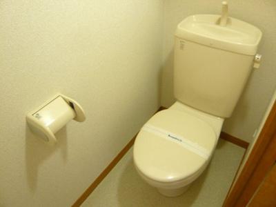 【トイレ】レオパレス角小林