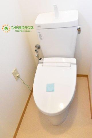 【トイレ】蓮田市関山3丁目 中古一戸建て