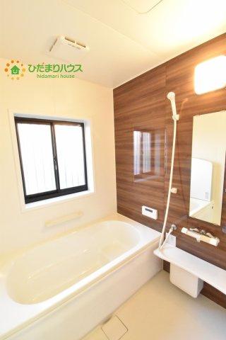 【浴室】蓮田市関山3丁目 中古一戸建て