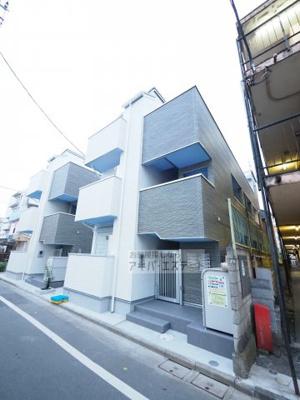 【外観】T.A足立区大谷田3丁目ⅡB棟