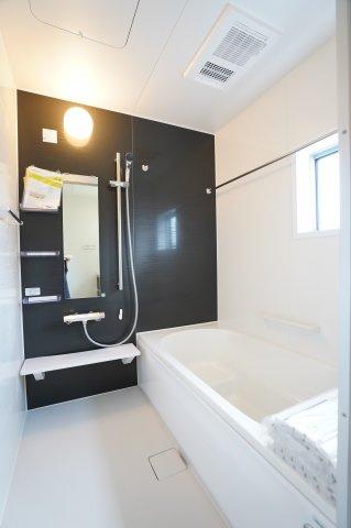 浴室乾燥機完備で雨の日でもお洗濯物をカラッと乾かせますよ!