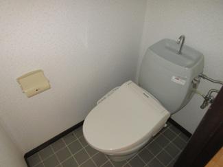 【トイレ】コーポサンドリーム