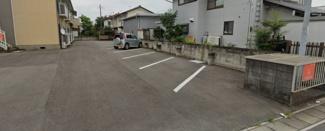 【駐車場】コーポサンドリーム