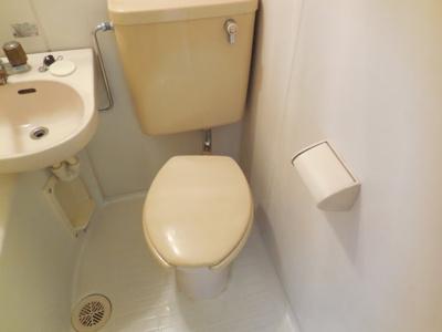 【トイレ】ハイライフ小河通Ⅳ