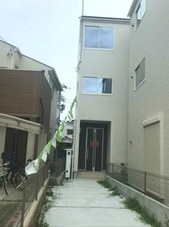 【外観】小松町新築戸建