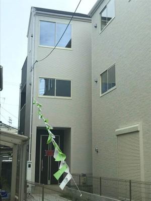 【前面道路含む現地写真】小松町新築戸建