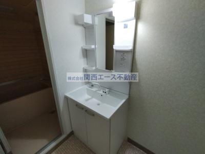 【独立洗面台】朝日プラザ生駒西1番館A棟