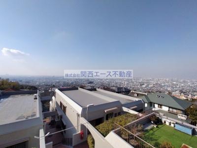 【展望】朝日プラザ生駒西1番館A棟