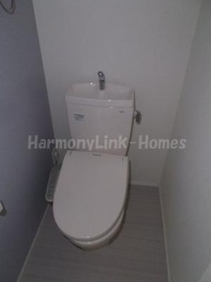 ハーモニーテラス栄町Ⅲのトイレ