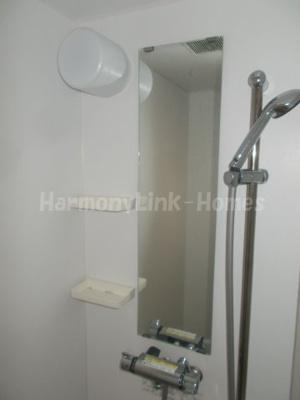 ハーモニーテラス栄町Ⅲのシャワールーム