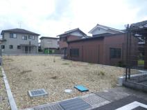 野洲市冨波乙 1号地 売土地の画像