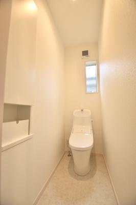 【トイレ】【エスティケイ】昭和町河西建売住宅