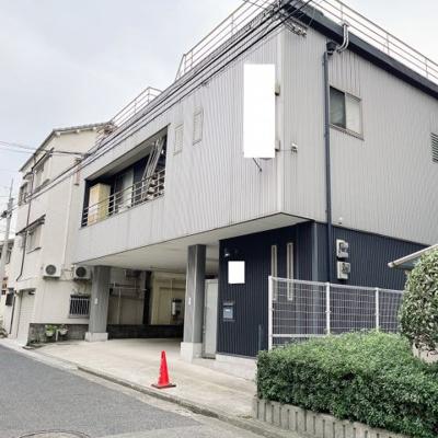 【外観】南清水町 スタジオ・オフィス