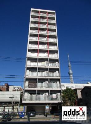 【外観】ルクレ錦糸町