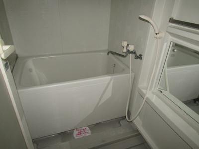 【浴室】ミサオガーデンホルム