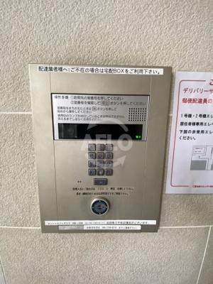 リバーサイドタワー中之島 エレベーターホール