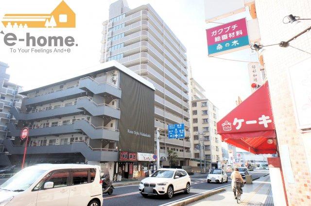 【外観】プログレス西明石駅前