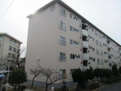 【外観】神陵台北住宅69号棟