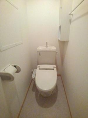 【トイレ】プチアンジュ