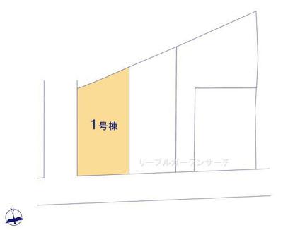 【外観】小野市天神町17期 1号棟