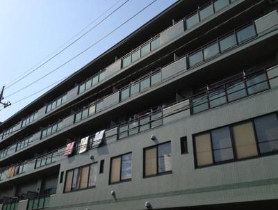 【外観】メディコーポ都筑