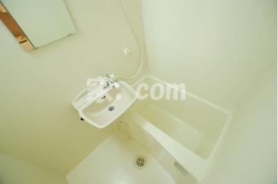 【浴室】レオパレスシャルムⅡ(29304-203)