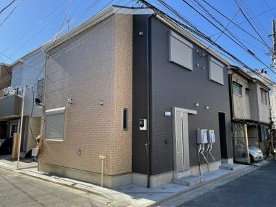 2021年2月完成予定!ペットOK♪川崎駅より徒歩圏内!人気のテラスハウスです♪ワンちゃん・猫ちゃんと一緒に暮らせるお部屋をお探しの方にオススメ☆