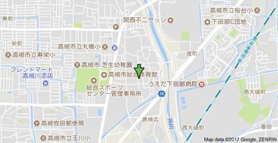 【地図】ファミール北野㈱Roots