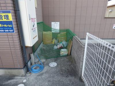 【その他共用部分】アンソレイエ・シャンブル