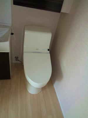 【トイレ】ケインズハウス
