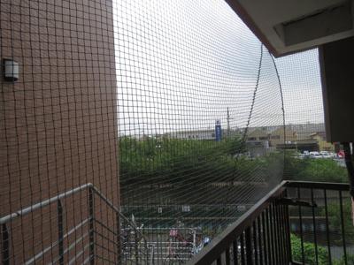 【展望】ジェレ白川2号棟