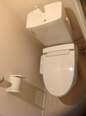 【トイレ】クレイノリラシア