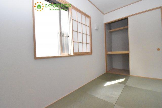 【収納】見沼区中川 第19 新築一戸建て クレイドルガーデン 02