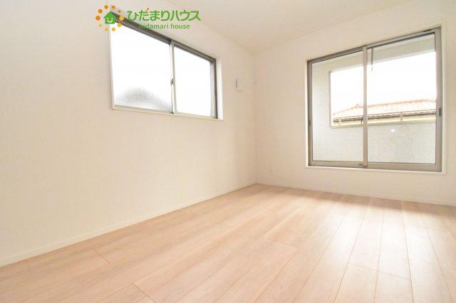 【寝室】見沼区中川 第19 新築一戸建て クレイドルガーデン 02