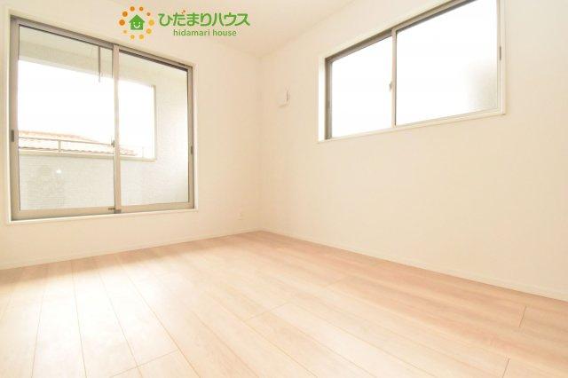 【洋室】見沼区中川 第19 新築一戸建て クレイドルガーデン 02