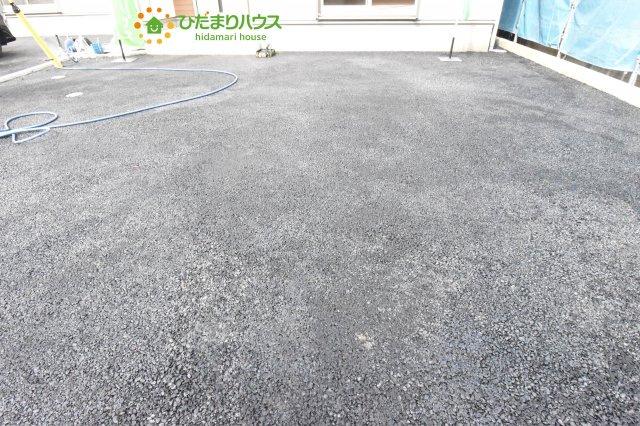 【駐車場】見沼区中川 第19 新築一戸建て クレイドルガーデン 02