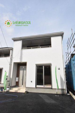 【外観】見沼区中川 第19 新築一戸建て クレイドルガーデン 02