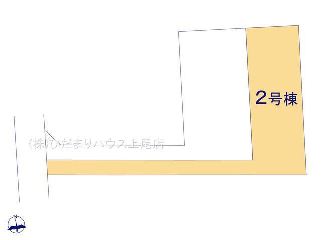 【区画図】見沼区中川 第19 新築一戸建て クレイドルガーデン 02