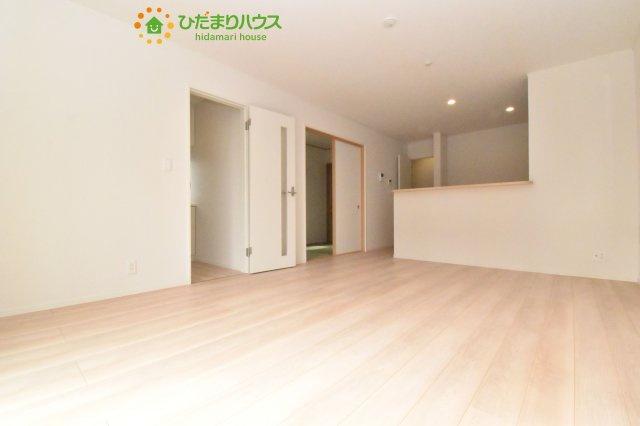 【居間・リビング】見沼区中川 第19 新築一戸建て クレイドルガーデン 02